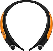 Lg Electronics Hbs-850.acusori Tone Active Bluetooth Headset - Orange