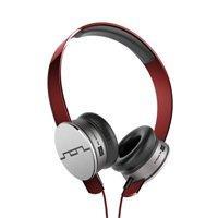 Sol Republic Tracks Hd On-ear Headphones - Red By Sol Republic