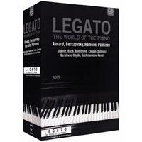 Legato: The World of the Piano [Video] (Music CD)