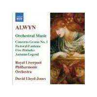 Alwyn: Concerto Grosso No 1; Pastoral Fantasia; Autumn Legend