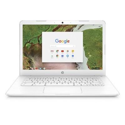 Hp Inc. 3gy49ua#aba Chromebook 14-ca030nr - Celeron N3350 / 1.1 Ghz - Chrome Os - 4 Gb Ram - 16 Gb Emmc - 14 1366 X 768 (hd) - Hd Graphics 500 - 802.11ac  Bluet