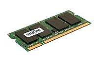 Crucial Ct25664ac800 2 Gb Memory Module - Ddr2 Sdram - 200-pin Sodimm Ddr2-800/pc2-6400 - 800 Mhz