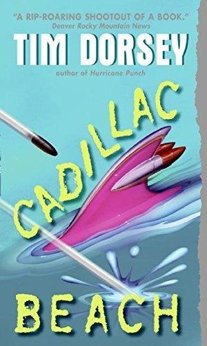 Cadillac Beach: A Novel (Serge Storms)