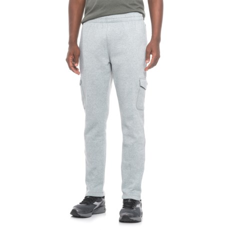 Fleece Cargo Pants (for Men)