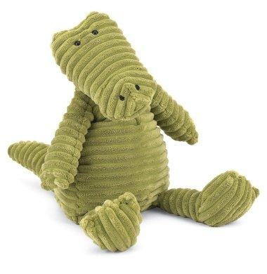 jellycat Cordy Roys Green Gator Plush 15 Inch