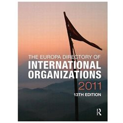 The Europa Directory of International Organizations 2011