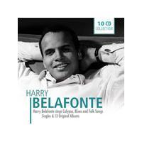 Harry Belafonte - Harry Belafonte Sings Calypso Blues & Folk Songs (Music CD)