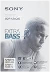Sony Mdr-xb80bs/b Sports In-ear Headphone - Wireless - Black