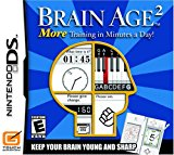 Brain Age 2: More Training in Minutes A Day [Nintendo DS]