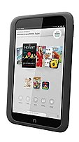 The Barnes And Noble NOOK HD BNTV400 eReader designed to fit naturally in your hand, the NOOK HD 8GB is easy for anyone, even a child, to hold for hours at a time