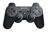 Sony Dualshock 3 99004 Wireless Controller For Playstation 3 - Black