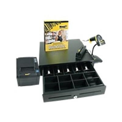 Wasp 633808471408 Quickstore Point Of Sale Solution – Rapidstart - Pos Starter Kit