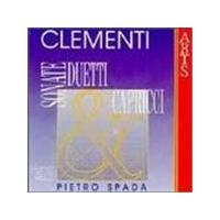 Clementi: Sonatas, Duets & Capriccios, Volume 5