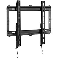 """Chief Rmf2 Wall Mount For Flat Panel Display - 26"""" To 42"""" Screen Support - 125 Lb Load Capacity - Black"""