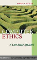 Based on over 20 years of teaching experience, this undergraduate textbook explains the steps involved in making ethical computing decisions