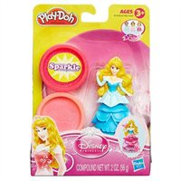 Play-doh Mix 'n Match Figure Featuring Disney Princess Aurora By Play-doh