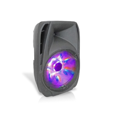 Technical Pro Pshake800led 8 2-way Active Speaker With Usb / Sd Inputs And Bt
