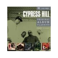 Cypress Hill - Original Album Classics (Cypress Hill/Black Sunday/Cypress Hill III/IV/Stoned Raiders) (5 CD Boxset) (Music CD)