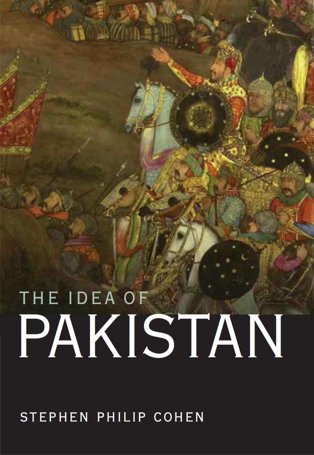 The Idea Of Pakistan (ebook)