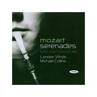 Wolfgang Amadeus Mozart - Serenades - K361 Gran Partita And K388 (London Winds) (Music CD)