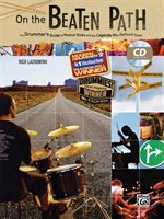 On The Beaten Path: The Drummers Guide To Musical Styles And The Legends Who Defined Them, Book And Cd