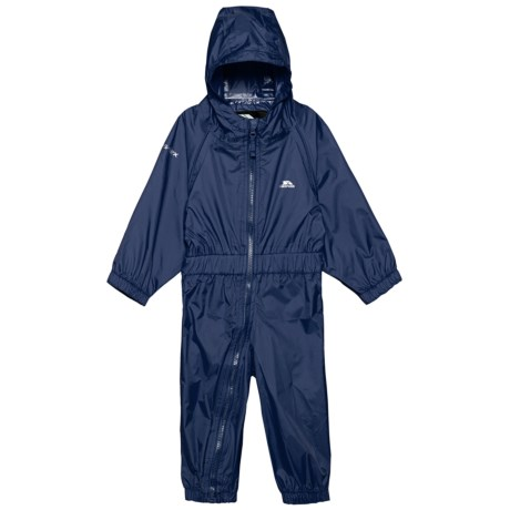 Button Rain Suit (for Infants)