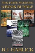 "Skillfully weaves murder, greed, traditional customs, bonding, and betrayal into a gripping read."" - Chronicle-Journal In one volume for the first time, this bundle presents the first five novels of the Meg Harris Mystery series by R.J"