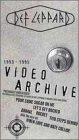 Def Leppard: Video Archive [VHS]