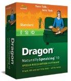 Dragon NaturallySpeaking 10 Standard [OLD VERSION]