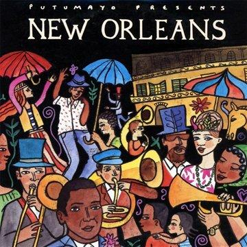 Louis Armstrong - Putumayo Presents New Orleans