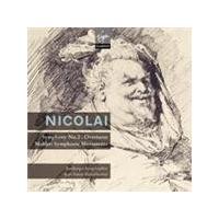 Nicolai; Mahler: Orchestral Works (Music CD)