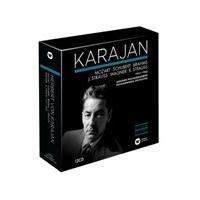 Karajan 1951-1960: Mozart, Schubert, Brahms, Strauss, Wagner (Music CD)