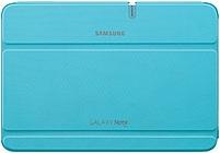 "Samsung Efc-1g2nlecxar Carrying Case (book Fold) For 10.1"" Tablet - Light Blue - Scratch Resistant, Bump Resistant"