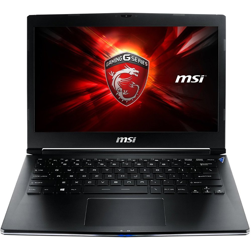 MSI GS30 SHADOW-001 13.3-Inch Intel Core i7 2.5 GHz Gaming Laptop