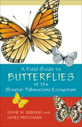 Yellowstone and Grand Teton National Parks, while mostly noted for grizzly bears, elk, moose, and other large mammals, also host a high species diversity of butterflies, owing to the ecosystem's vast area of pristine habitat