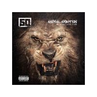 50 Cent - Animal Ambition: An Untamed Desire To Win (Music CD)