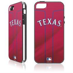 MLB Texas Rangers Alternate/Away Jersey LeNu Plus Case for Apple iPhone 5 / 5s