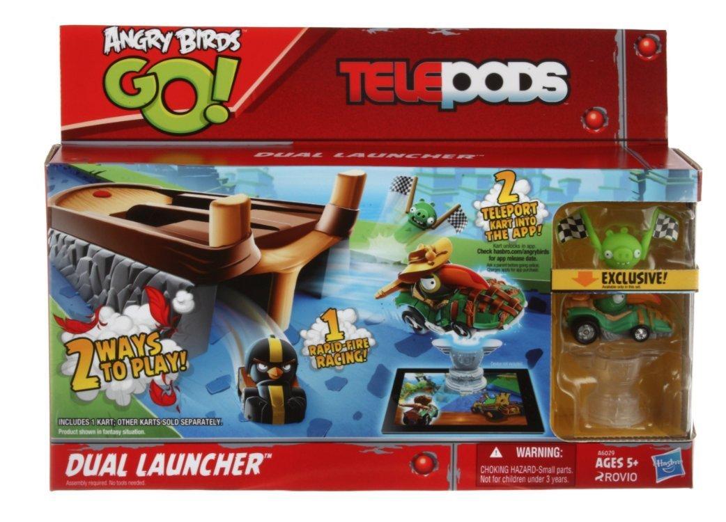 Angry Bird Go! Dual Launcher Bundle
