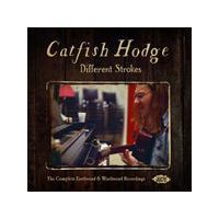 Catfish Hodge - Different Strokes (Music CD)