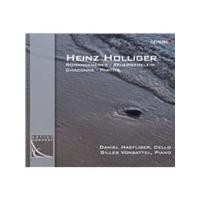 Heinz Holliger: Romancendres; Feuerwerklein; Chaconne; Partita (Music CD)