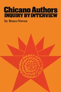 The need for this book became apparent to Bruce-Novoa when he first taught a Chicano culture course in 1970