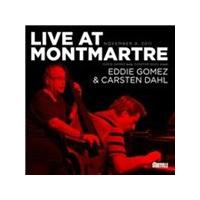 Carsten Dahl - Live at Montmartre (November 2011) (Music CD)