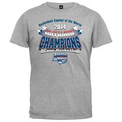 UCONN Huskies - Basketball Capital of the World T-Shirt