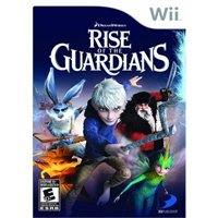 Rise Of The Guardians The Video Game Wii  By Wii