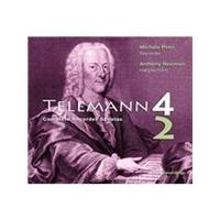 Telemann: Complete Recorder Sonatas (Music CD)