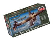 "Minicraft C-121R USAF Viet Nam ""Batcat"" Model Kit (1/144 Scale)"