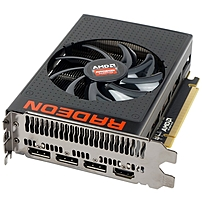 Visiontek Radeon R9 Nano Graphic Card - 1 Ghz Core - 4 Gb Hbm - Pci Express 3.0 X16 - 4096 Bit Bus Width - Crossfirex - Fan Cooler - Directx 12 - 3 X Displayport - 1 X Hdmi - Pc - 4 X Monitors Supported 900829