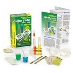 Chem C100 Test Lab Chemistry Experiment Kit