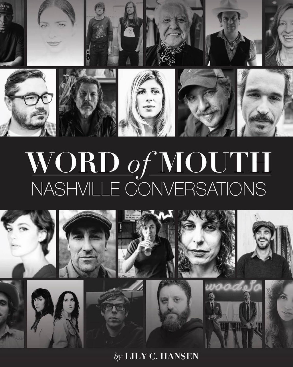 Word Of Mouth: Nashville Conversations (ebook)