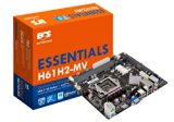 ECS Elitegroup MicroATX DDR3 1600 Intel ? LGA 1155 Motherboard H61H2-MV